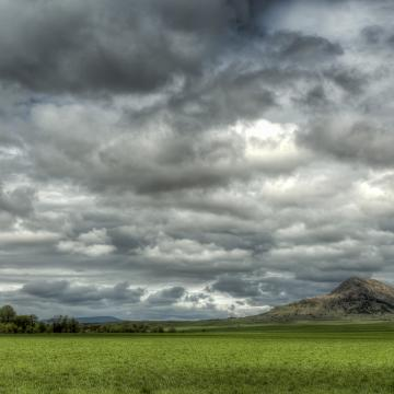 Bear Butte, near Sturgis