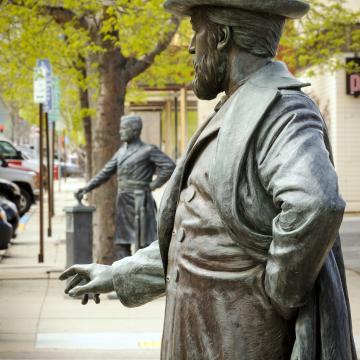 City of Presidents, Rapid City