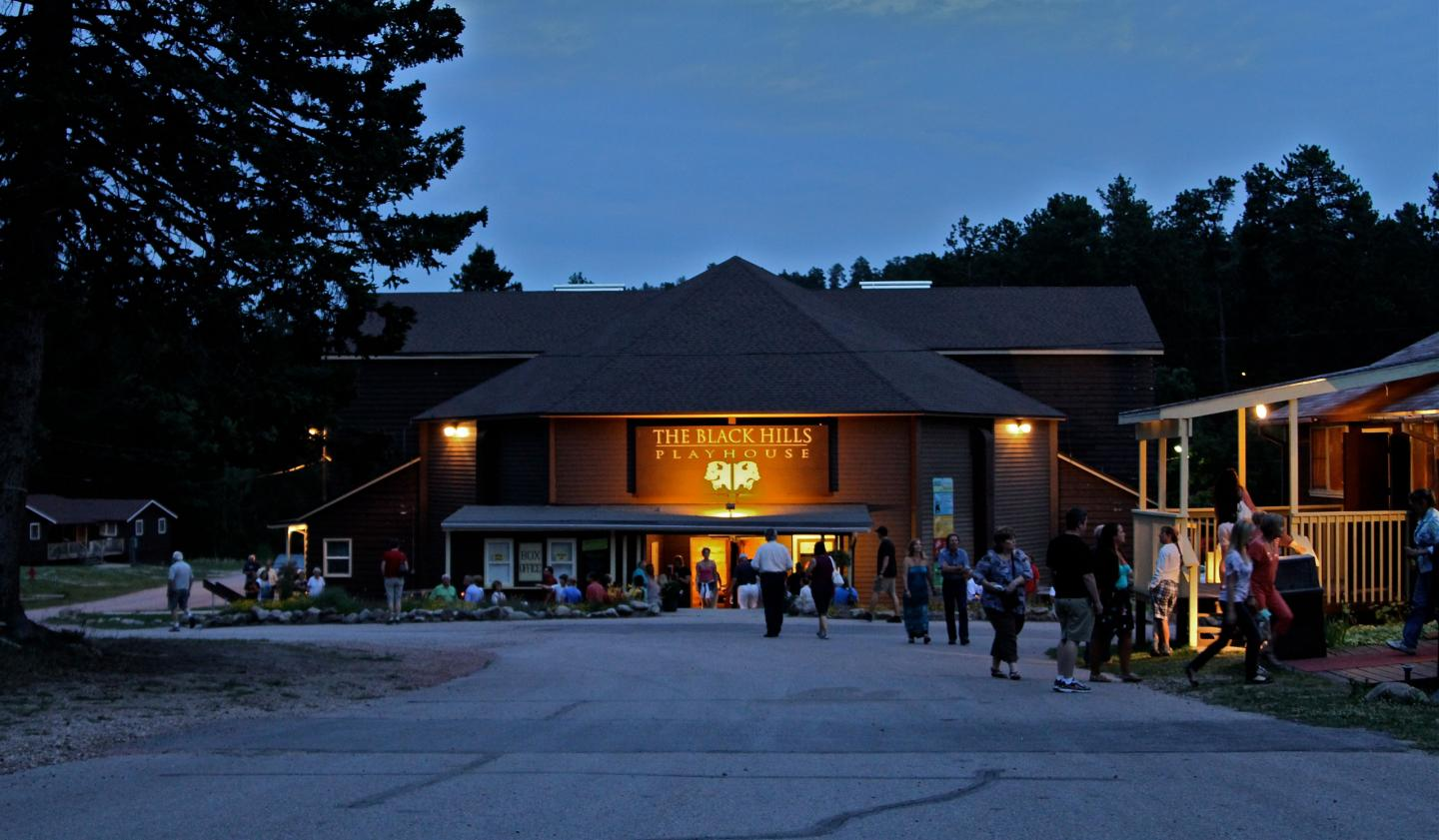 Black Hills Playhouse, Custer State Park