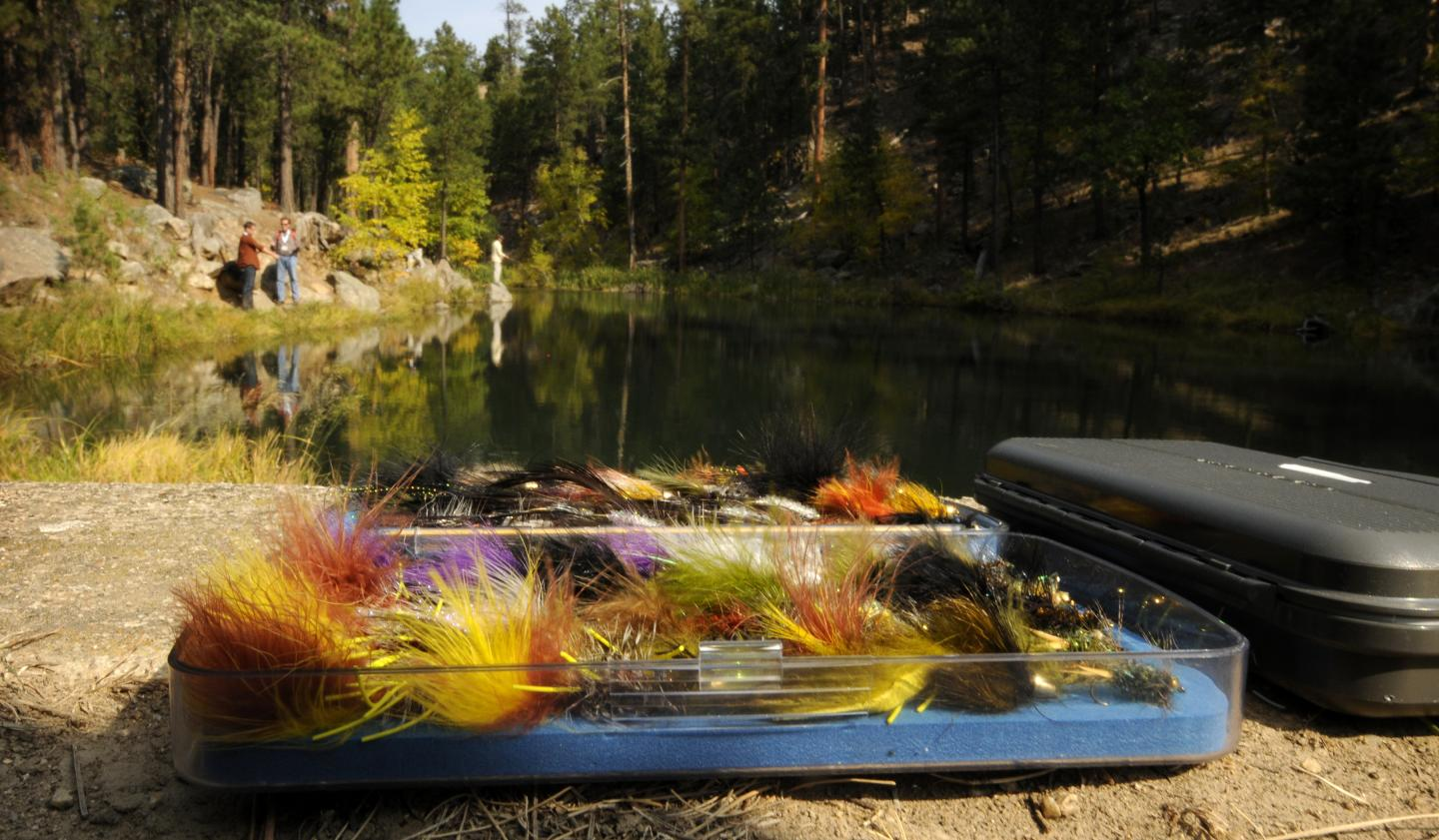 Fly fishing the hills south dakota places to see what for Best places to fish in the us