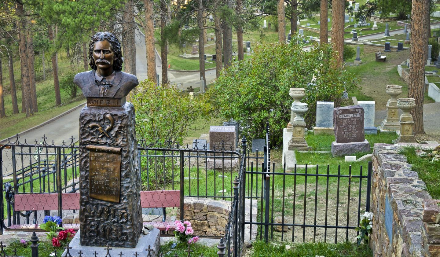 Mount Moriah Cemetery, Deadwood