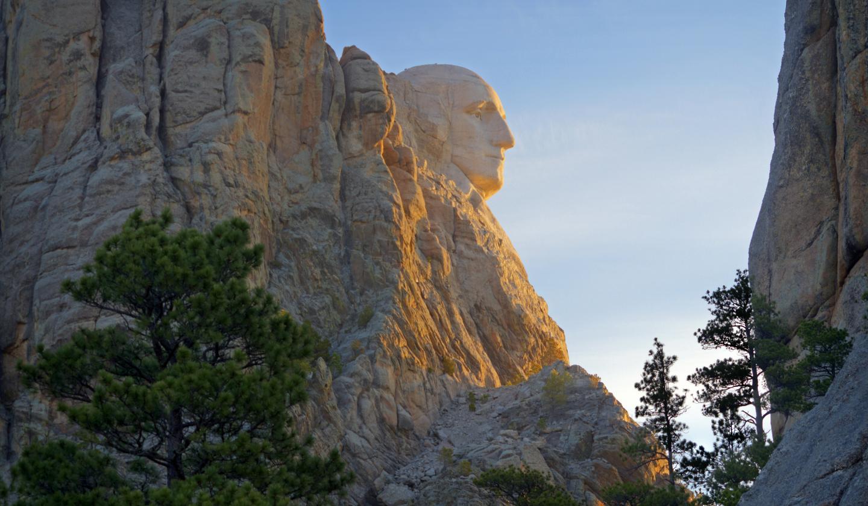 Mount Rushmore - George Washington