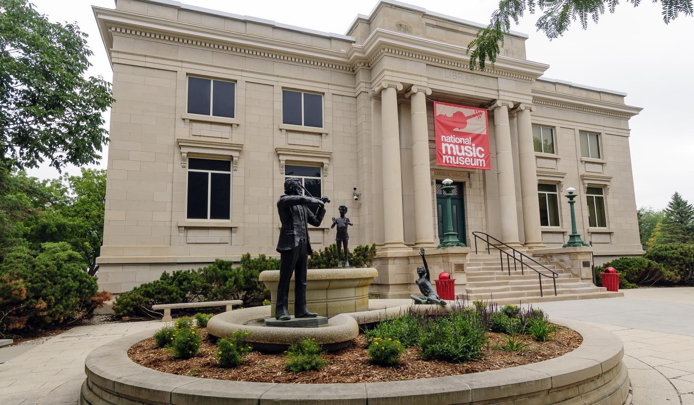 National Music Museum, Vermillion