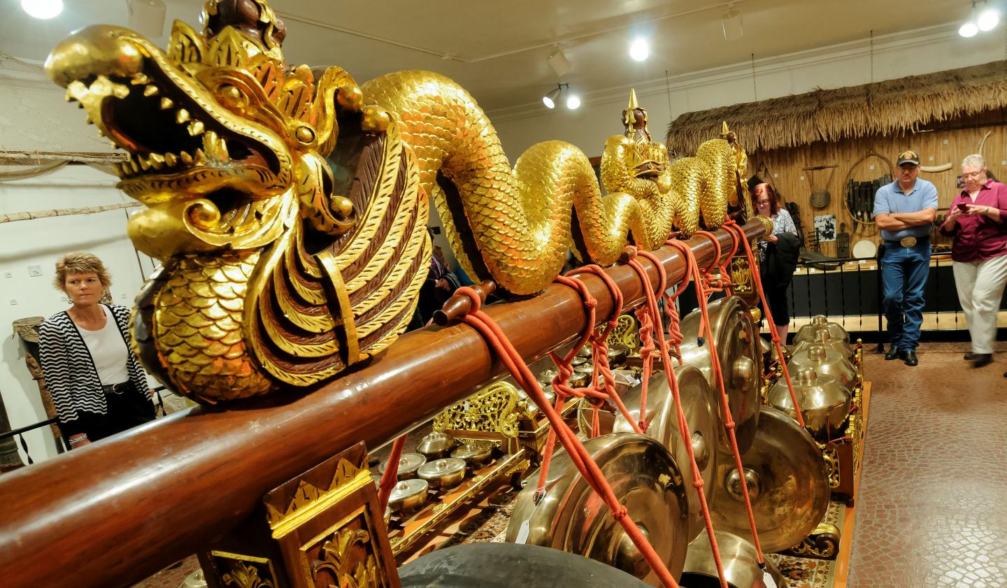 Gamelan, National Music Museum, Vermillion