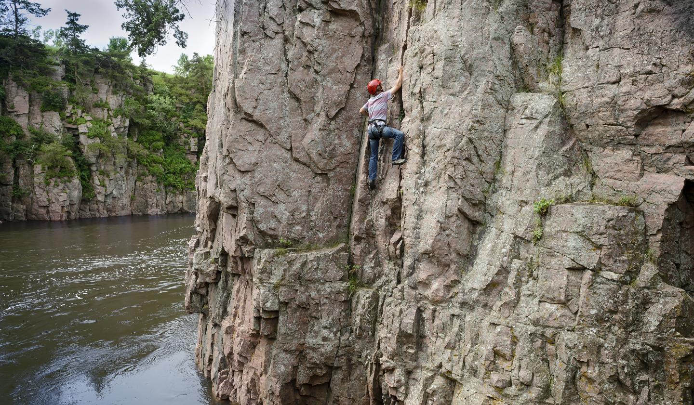 Rock Climbing - Palisades