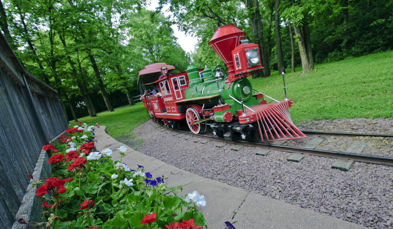 Storybook Land Express, Aberdeen