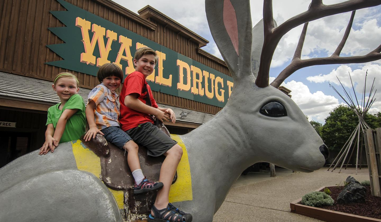 Wall Drug Store Part 86