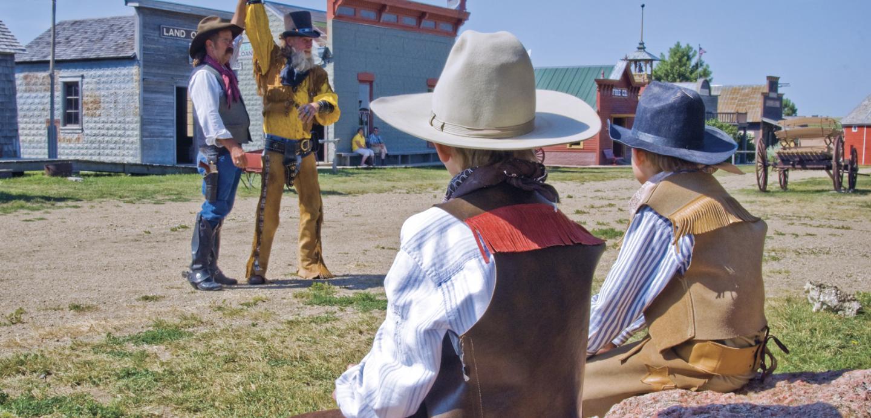 Kids Only - South Dakota - Travel Ideas & Advice