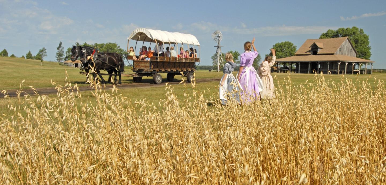 Laura Ingalls Wilder Farm
