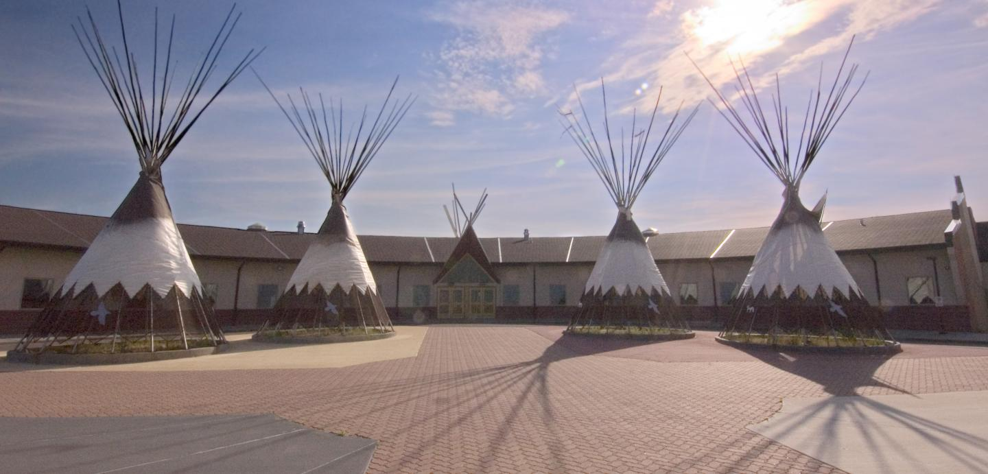 Lower Brule Sioux Tribe Headquarters