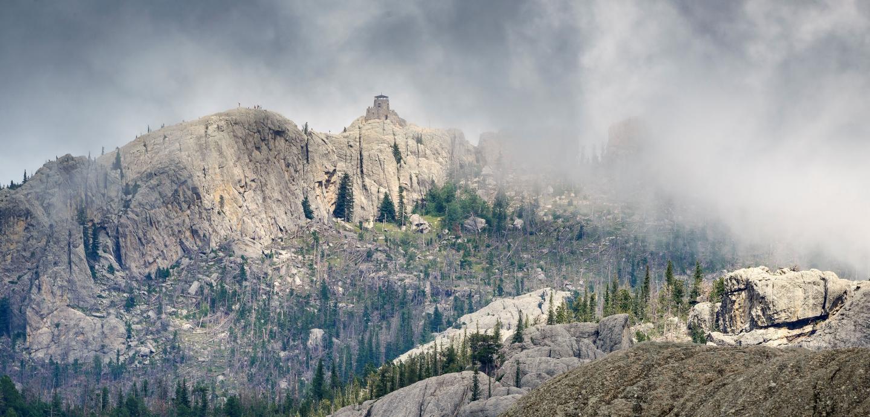 Black Elk Peak, formerly Harney Peak