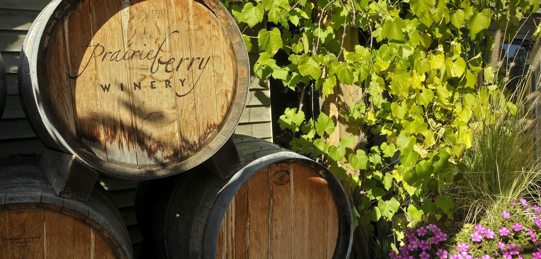 Prairie Berry Winery, Hill City