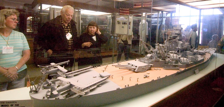 USS South Dakota Memorial, Sioux Falls