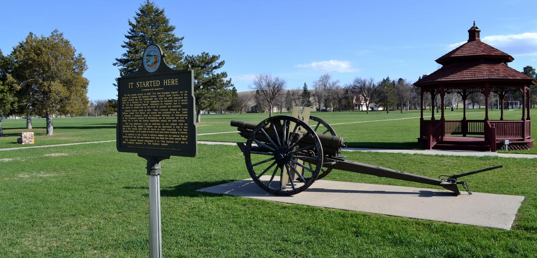 Fort Meade, near Sturgis