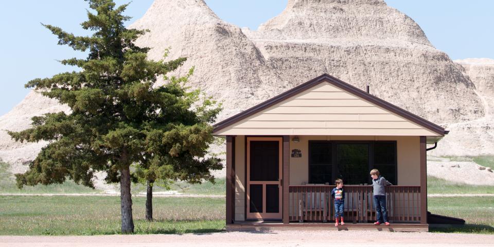 Cedar Pass Lodge, Badlands National Park