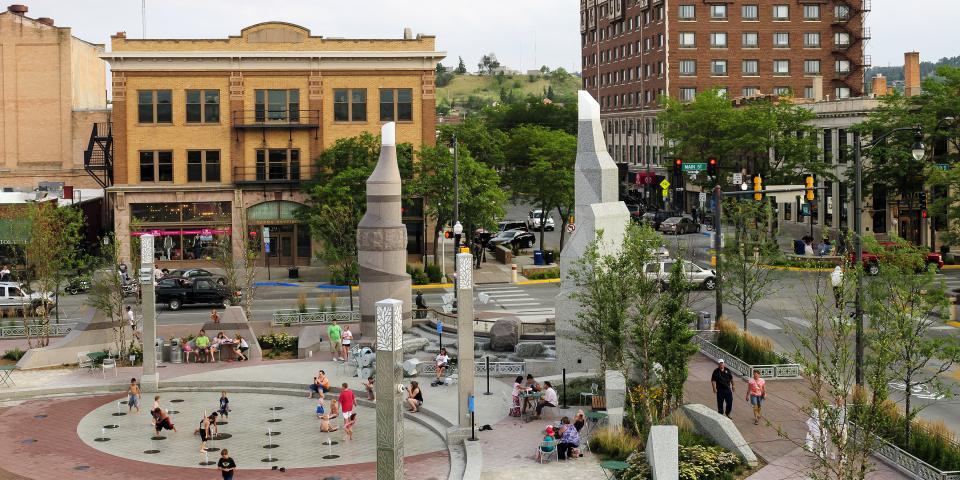 Main Street Square, Rapid City