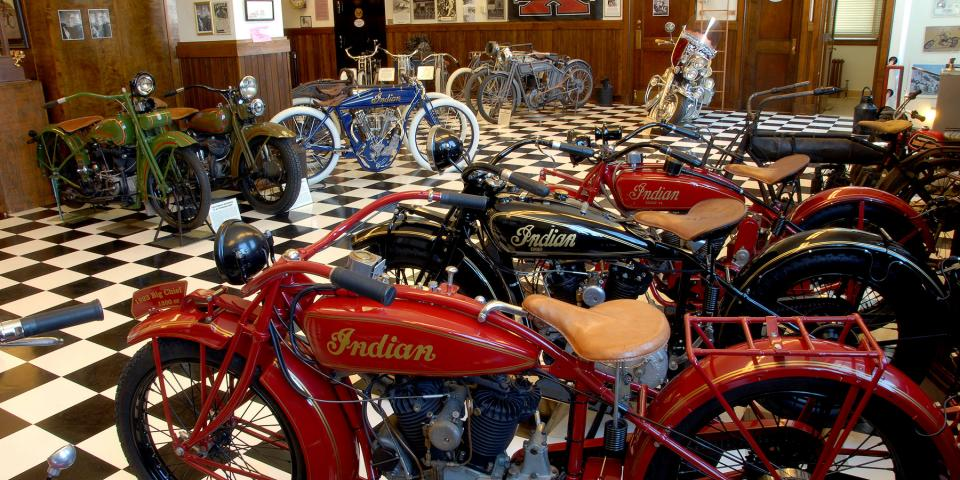 Sturgis Motorcycle Museum and Hall of Fame, Sturgis