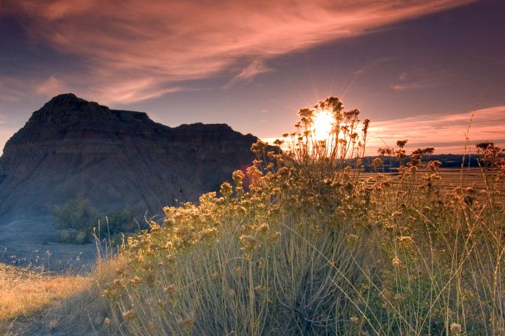 Badlands Loop State Scenic Byway