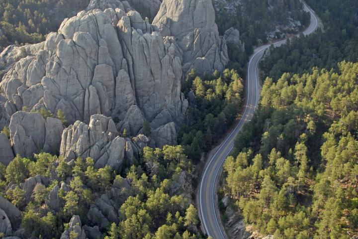 Peter Norbeck National Scenic Byway South Dakota Places to Go