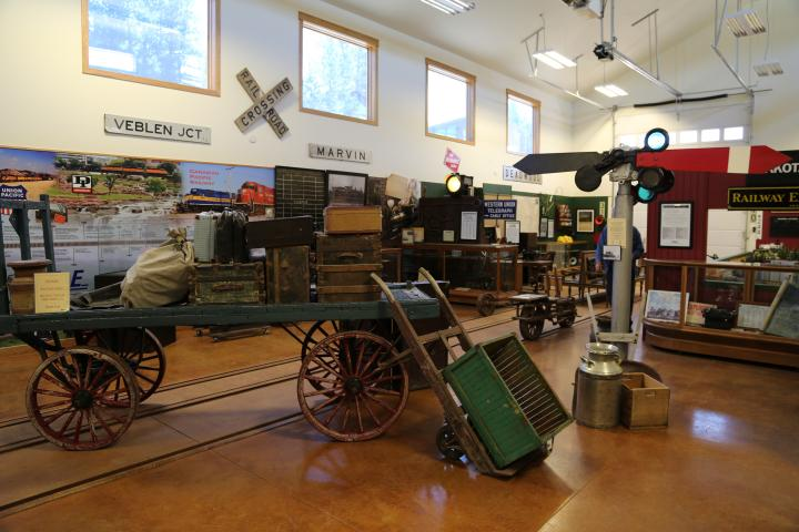 South Dakota Railroad Museum