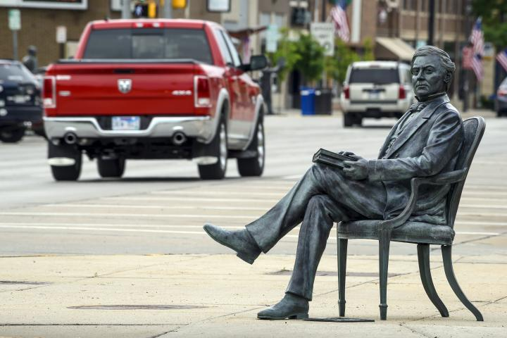 City of Presidents, Rapid City