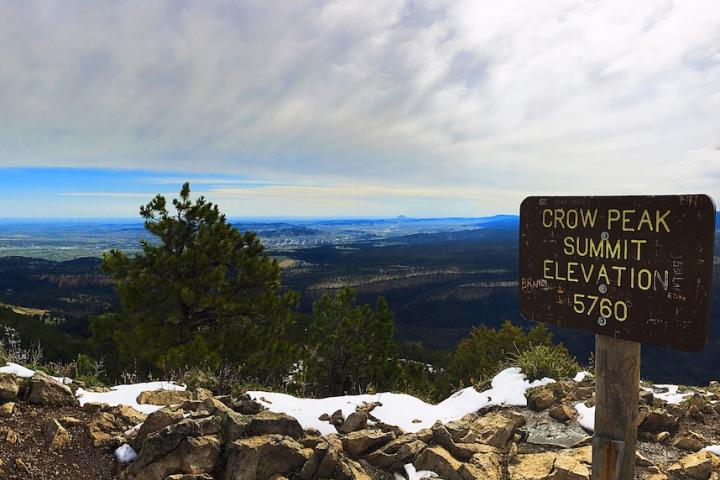Crow Peak