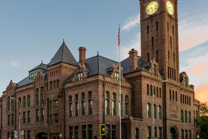 Old Courthouse Museum | Downtown Sioux Falls