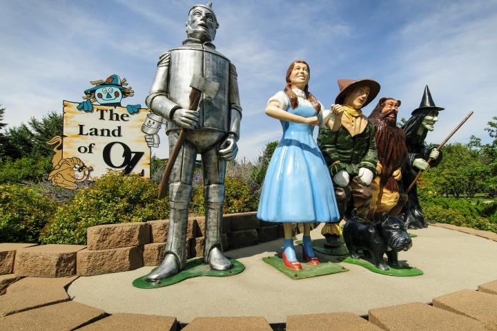 The Land of Oz, Storybook Land, Aberdeen