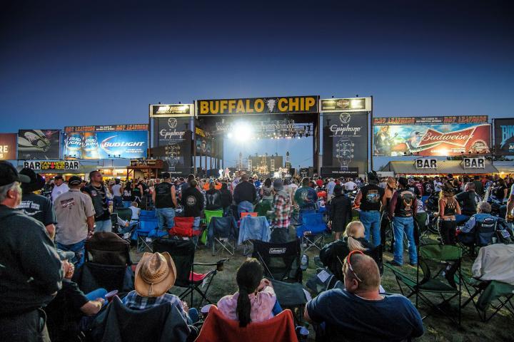 Sturgis Buffalo Chip