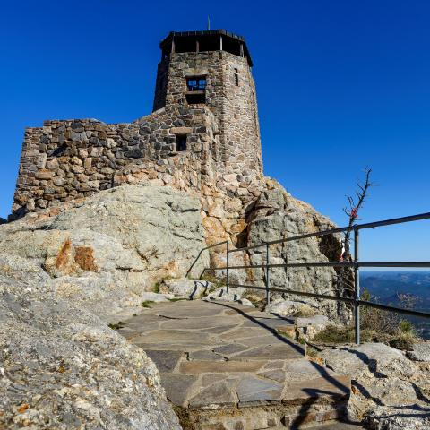 Black Elk Peak, formerly Harney Peak