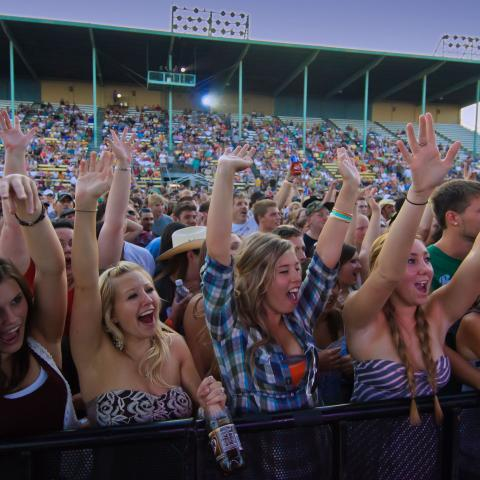 Sioux Empire Fair Grandstands Concert photo