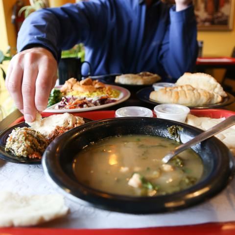 Sanaa's 8th Street Gourmet, Sioux Falls