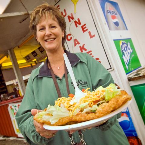 Indian Taco South Dakota State Fair - Huron