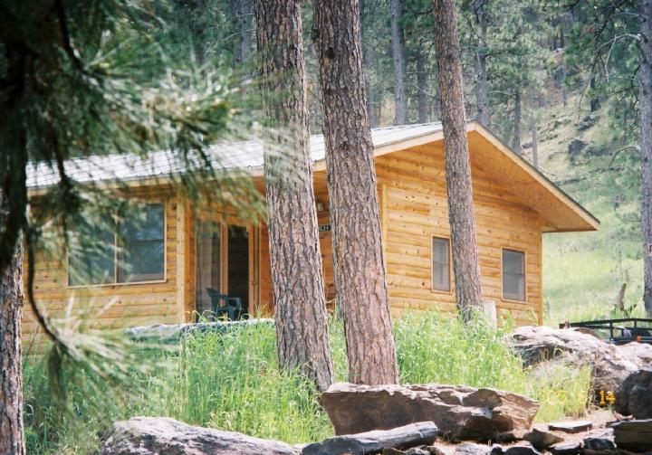 Pine Rest Cabins South Dakota Travel Amp Tourism Site