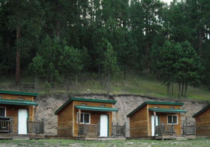 Camping Cabins #11 thru #14