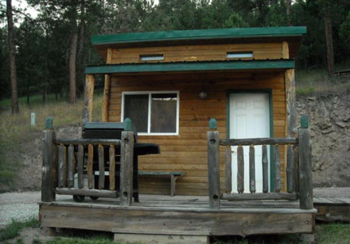 Camping Cabin #11 thru #14