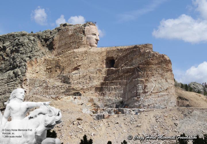Crazy Horse Memorial - South Dakota - Travel & Tourism Site