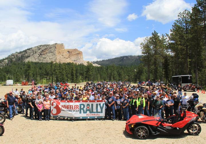 Deadwood 3 Wheeler Rally - South Dakota - Travel & Tourism ...