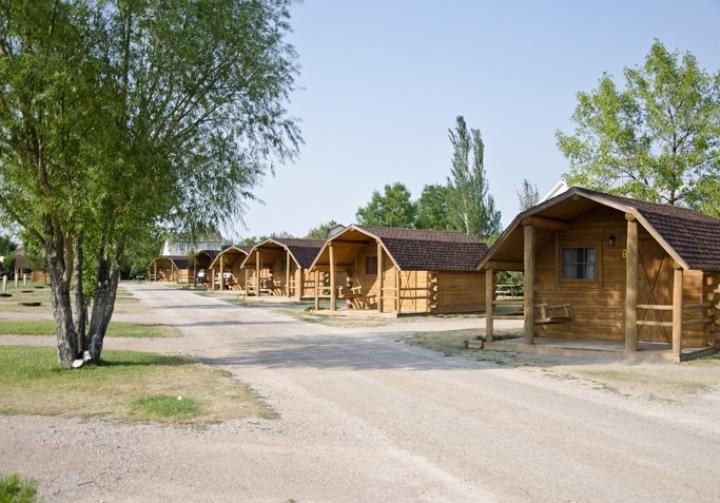 Rapid city koa south dakota travel tourism site for Cabins near deadwood sd