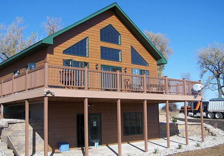 Lakeview Lodge at Double P Ranch