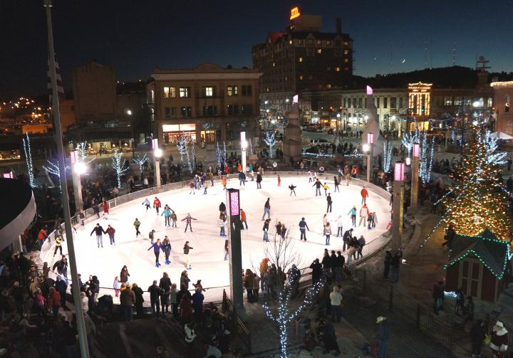 main street square - south dakota
