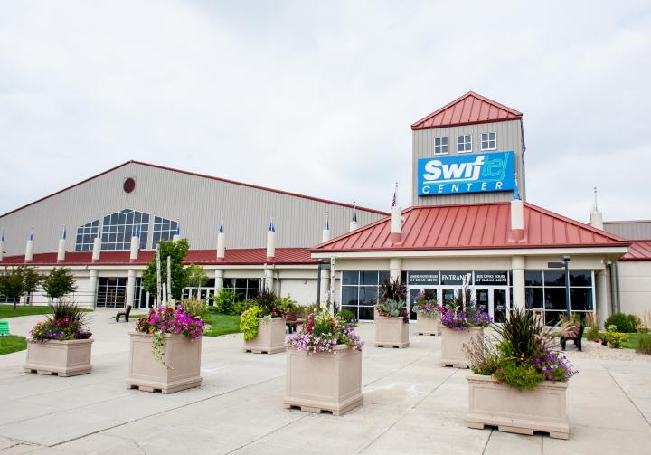 Our Building | Swiftel Center