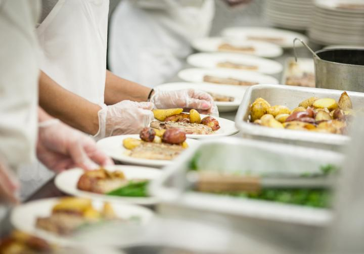 Our In-House Catering | Swiftel Center