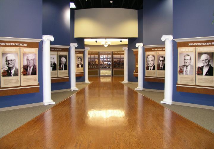 South Dakota Hall of Fame, Chamberlain