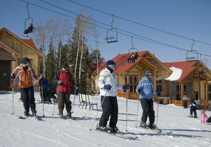Terry Peak Ski Area, Deadwood