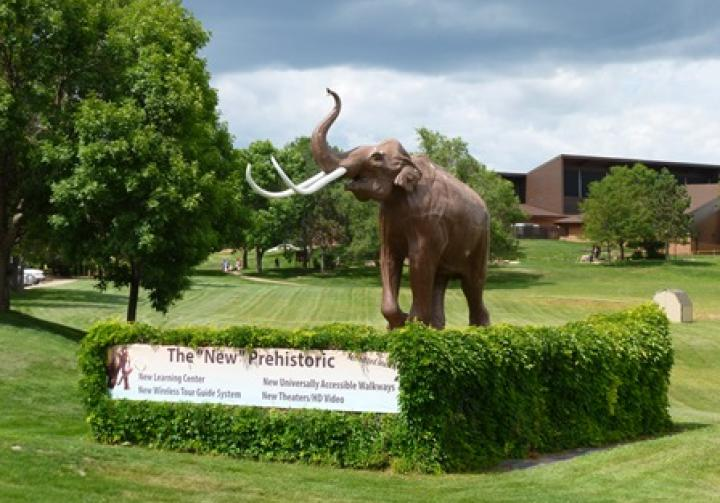 The Mammoth Site South Dakota Travel Amp Tourism Site
