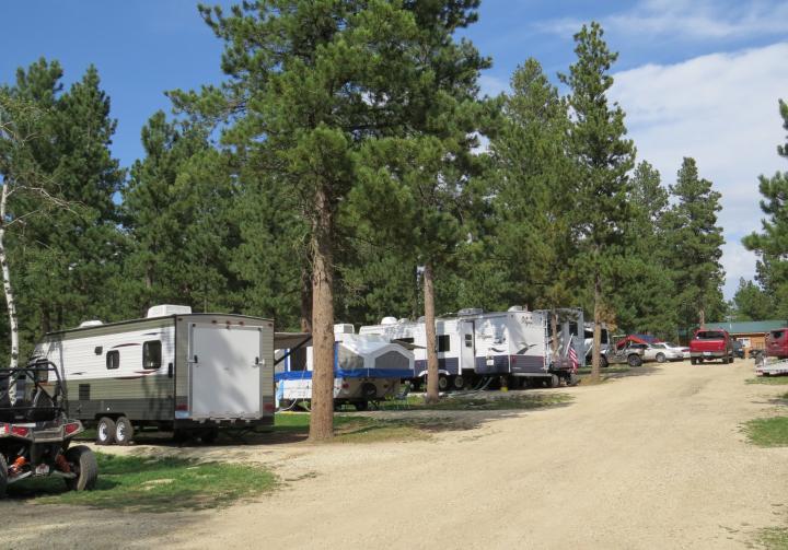 Campground Open Year Round