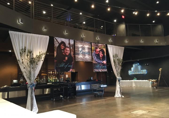 The District Concert And Event Venue In Sioux Falls Is Also Home To Cellar 49 A Full Service Restaurant Rookies Sports Bar With 48 Taps
