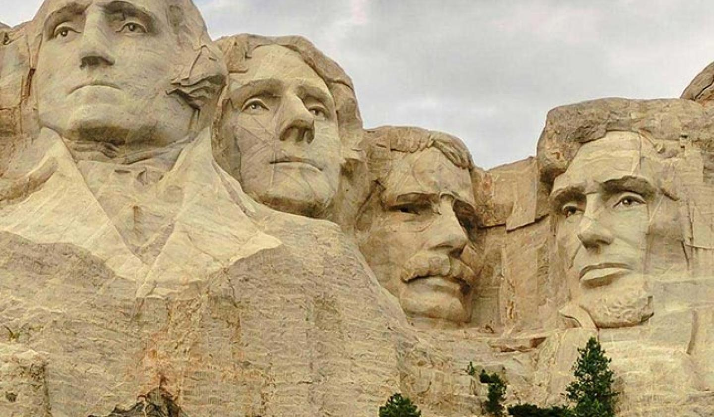 attractions - south dakota - black hills, mount rushmore, crazy horse